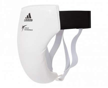 Защита паха мужская Adidas WT Men Groin Guard белая L