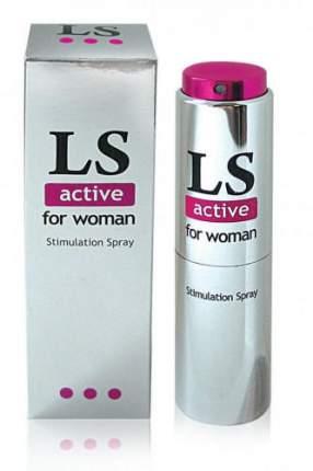 Стимулирующий спрей Биоритм Lovespray Active для женщин 18 мл