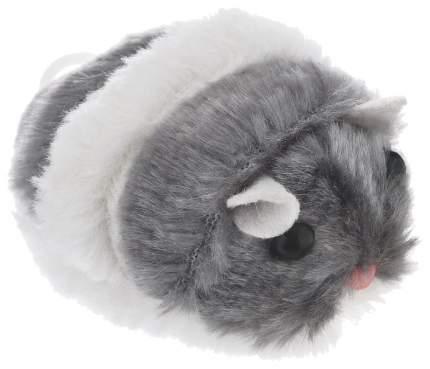 Игрушка для кошек Beeztees Хомячок вибрирующий 440370 7см в ассортименте