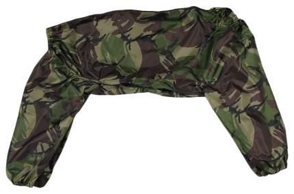 Комбинезон для собак Гамма унисекс, зеленый, длина спины 60 см