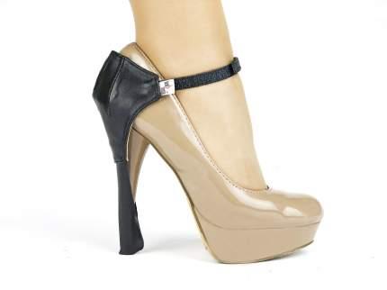 Автопятка Heel Mate для женской обуви на тонкий каблук кожа