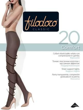 Колготки Filodoro Classic COMFORT 20/Nero/5 (XL)