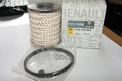 Фильтр топливный RENAULT 7701475229
