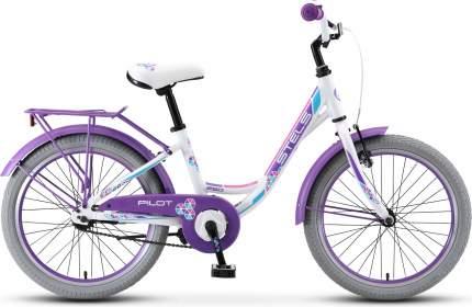 "Велосипед Stels Pilot 250 Lady 20 V010 2019 12"" белый"