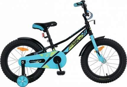 Велосипед Novatrack Valiant 14 2019 One Size черный