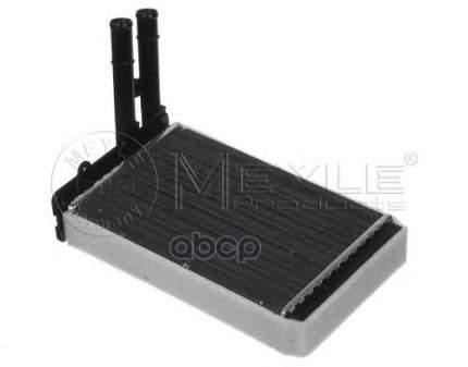 Радиатор отопителя MEYLE 1008190002