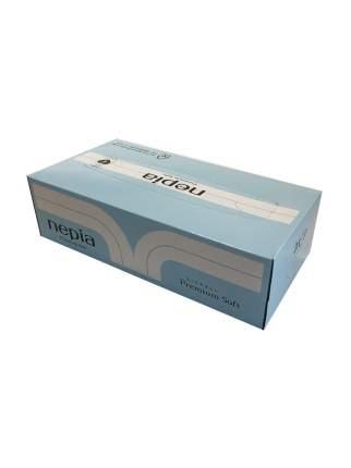 Салфетки бумажные NEPIA Premium Soft, 180 шт
