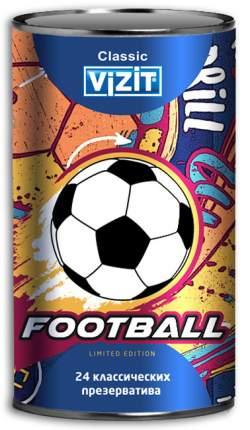Презервативы Vizit Football 24 шт.