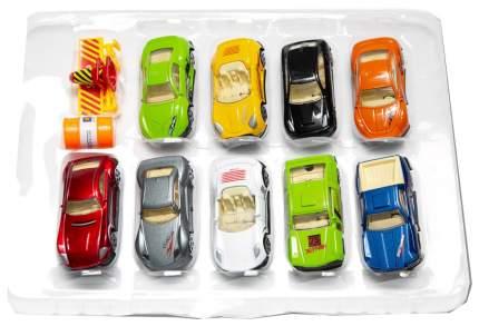 Набор пластиковых машинок Zoomi Автогород-2 61642