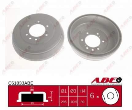 Тормозной барабан ABE C61033ABE