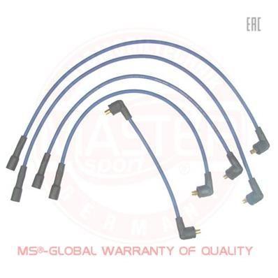 Комплект проводов зажигания MASTER-SPORT 2108-32-SET/5/-MS