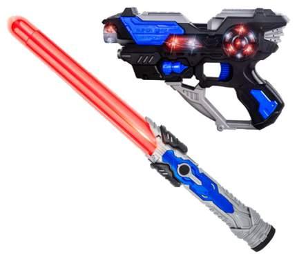 Набор игрушечного оружия Наша Игрушка На страже галактики M9495-2