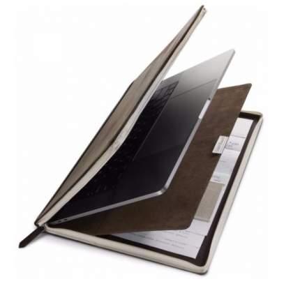 """Чехол для ноутбука 15"""" Twelve South Book Vol 2 Brown"""