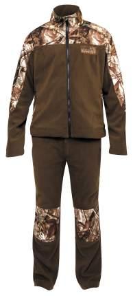Спортивный костюм мужской Norfin Hunting Forest, коричневый, XXL INT