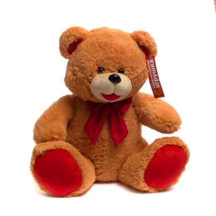 Мягкая игрушка Медведь праздничный 55 см Нижегородская игрушка См-250-5