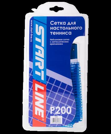 Сетка для настольного тенниса Start Line Classic Р200 синяя