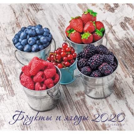 Календарь 2020 Сад и огород (скрепка), КС62017