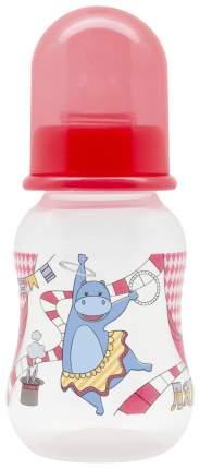Бутылочка для кормления Lubby Just Lubby с молочной соской, 125 мл