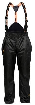 Брюки для рыбалки Norfin Peak Pants, черные, XXL INT, 184-190 см