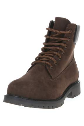 Ботинки мужские Ralf Ringer 460201КМР коричневые 42 RU