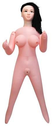Надувная секс-кукла Bior toys Изабелла с вибрацией