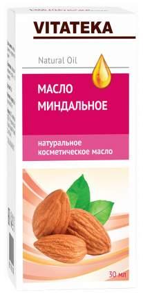 Масло миндальное Vitateka косметическое с витаминно-антиоксидантным комплексом 30 мл