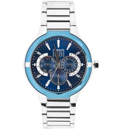 Наручные часы кварцевые мужские Cerruti 1881 CRA105STBL03MS