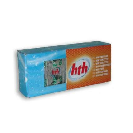 Средство для чистки бассейна HTH A590165H1 таблетки DPD 4 100 шт.