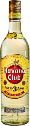Ром Havana Club Anejo 3 Anos 50 мл