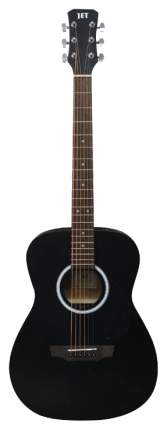 Акустическая гитара JET JF-155 BKS