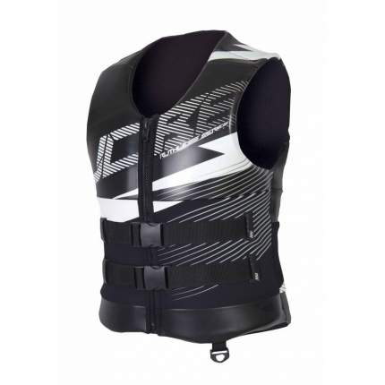 Гидрожилет мужской Jobe 2016 Ruthless Back Support Vest, black/white, M