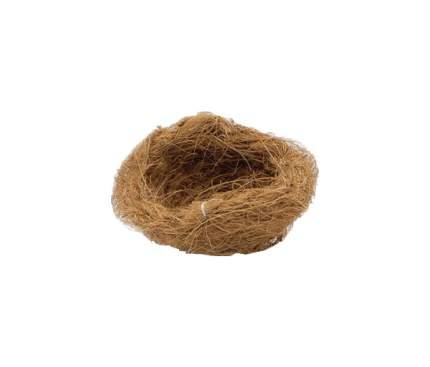 Гнездо для птиц Beeztees, закрытое, кокос, 10 см