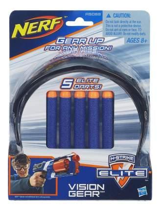 Боевое снаряжение NERF элит очки агента и 5 стрел a5068