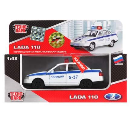 Полицейская Машинка Технопарк Lada 110 Полиция