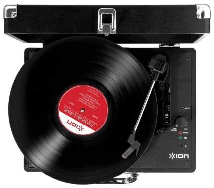 Проигрыватель виниловых дисков ION Audio Vinyl Motion Черный