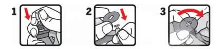 Шлифовальная абразивная щетка для гравера DREMEL 2615S511JA