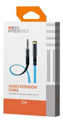 Кабель аналоговый аудио interstep IS-DC-BW35JMFBL-000B203