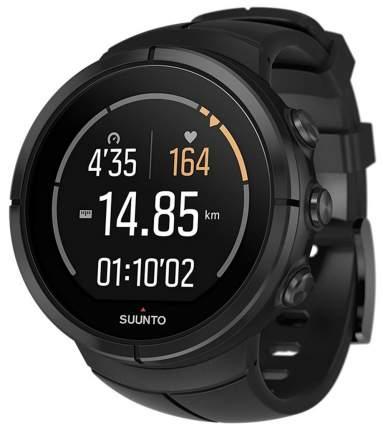Смарт-часы Suunto Spartan Ultra HR Titanium черные