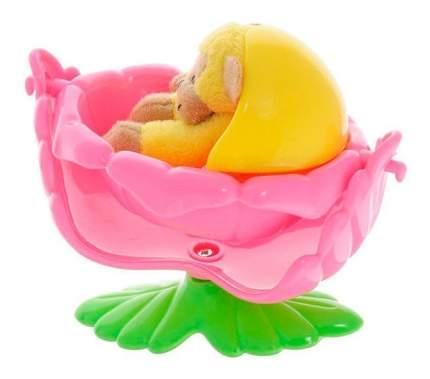Мягкая игрушка Beanzees B32051 плюшевая Обезьянка в коляске