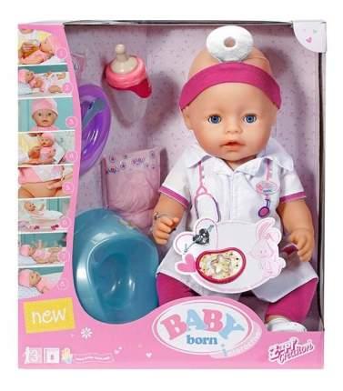 Кукла интерактивная Zapf Creation Baby Born Доктор, 43 см