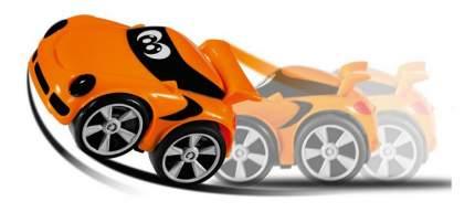 Игрушка пластиковая Chicco Турбо-машинка, оранжевая 52260