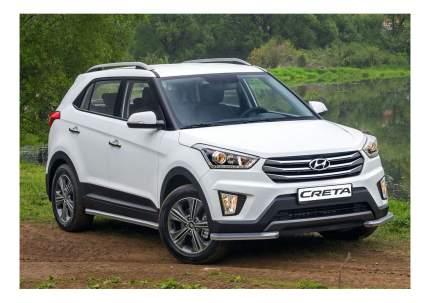 Защита порогов RIVAL для Hyundai (R.2310.005)