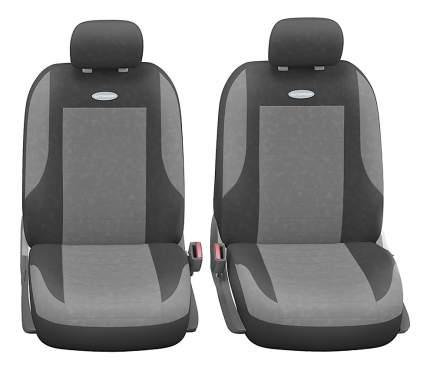Комплект чехлов на сиденья Autoprofi Evolution EVO-1105 BK/D.GY (M)