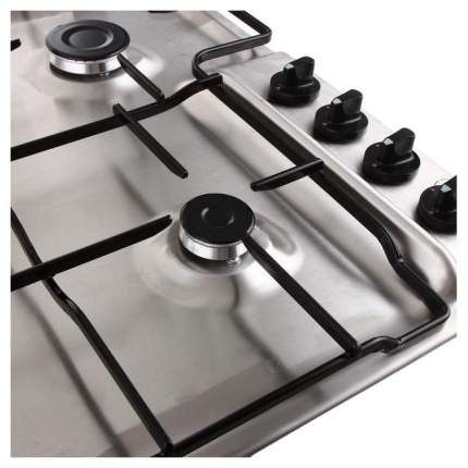 Встраиваемая варочная панель газовая Hansa BHGI 62100020 Silver