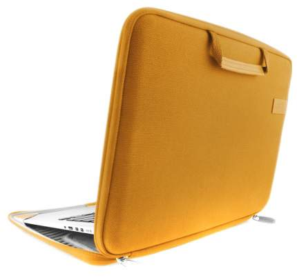 "Сумка для ноутбука 15"" Cozistyle Smart Sleeve Natural Canvas Gold"