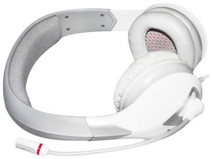 Игровые наушники Qcyber Neon GH-7000 White