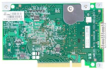 Сетевая карта HP 534FLR-SFP+ 10Gb 2P