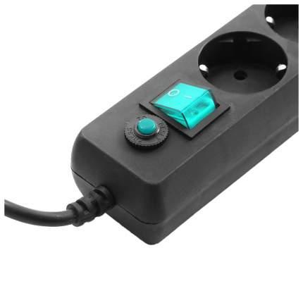 Сетевой фильтр Гарнизон EHB-6 6 розеток 1.8 м черный