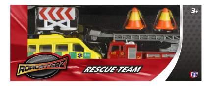 Набор машин спецслужб HTI Транспорт Спасателей