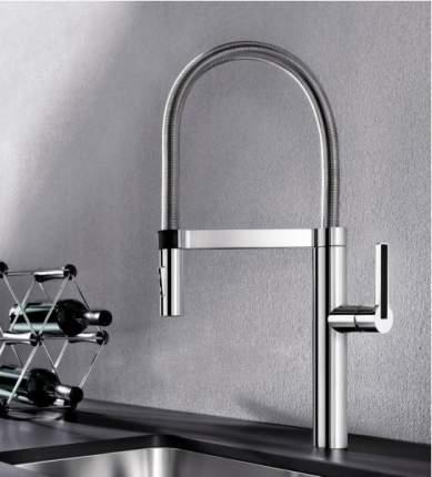 Смеситель для кухонной мойки Blanco CULINA-S 517598 нержавеющая сталь